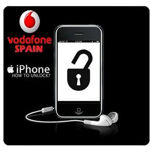 Разкодиране iPhone от Vodafone Испания