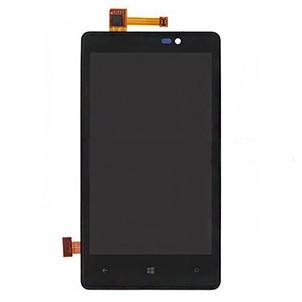 Тъчскрийн + LCD за Nokia Lumia 820