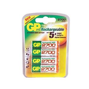GP 2700 mAh NiMH R6 1.2V Rechargeable