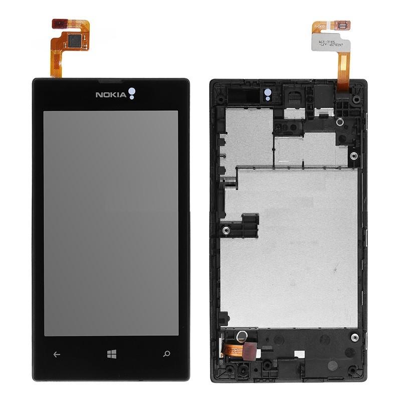 Дисплей + Тъч за Nokia Lumia 520