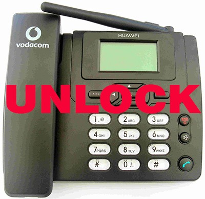 Разкодиране на стационарни телефони Huawei