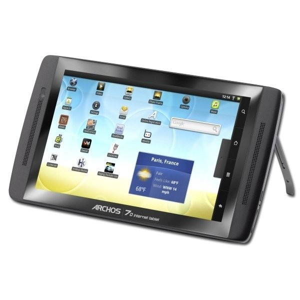 Archos 70 Internet tablet Android Froyo