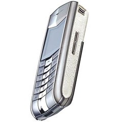 Nokia Vertu Ascent White Edition