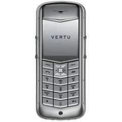 Nokia Vertu Constellation satin steel