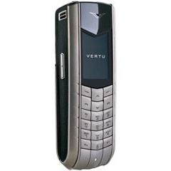 Nokia Vertu Ascent Black Leahter