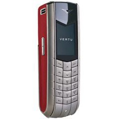 Nokia Vertu Ascent Red Leahter