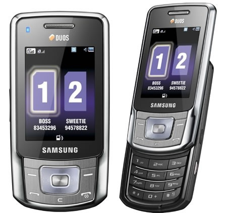 Samsung B5702 - DUOS