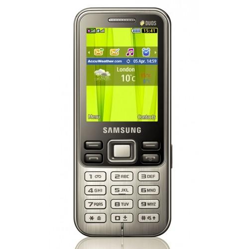 Samsung C3322 Dual SIM