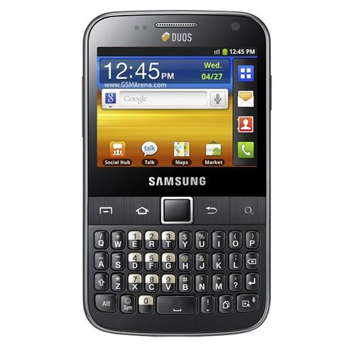 Samsung Galaxy Y Pro Duos B5512 Dual SIM