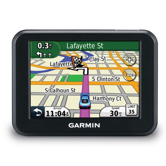 GARMIN nüvi 30 BG City