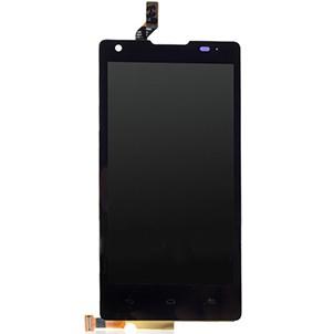 LCD + Touch Huawei G700 черен
