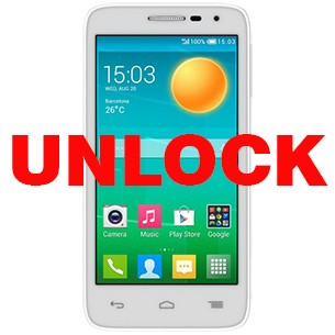 Alcatel One Touch OT-5038 Pop D5