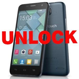 Разкодиране на Alcatel One Touch Idol mini OT-6012