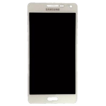 Тъчскрийн + Дисплей за Samsung A5 (2015) Бял
