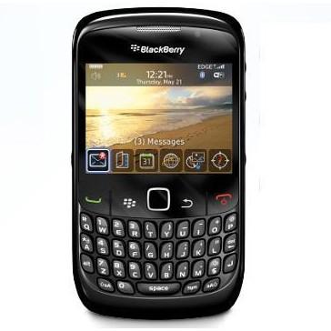 BlackBerry 8520 Black