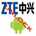 Разкодиране ZTE Android