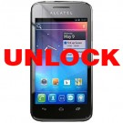 Разкодиране Alcatel OT-5020 One Touch M'Pop