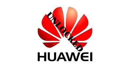 Разкодиране на телефони Huawei