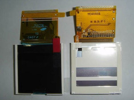Display Samsung C100