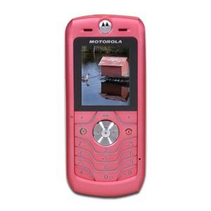 Motorola L6 Pink