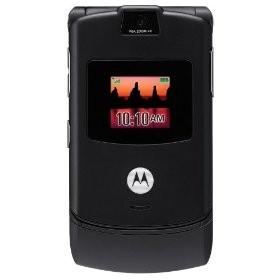Motorola RAZR V3 Black Limited Edition