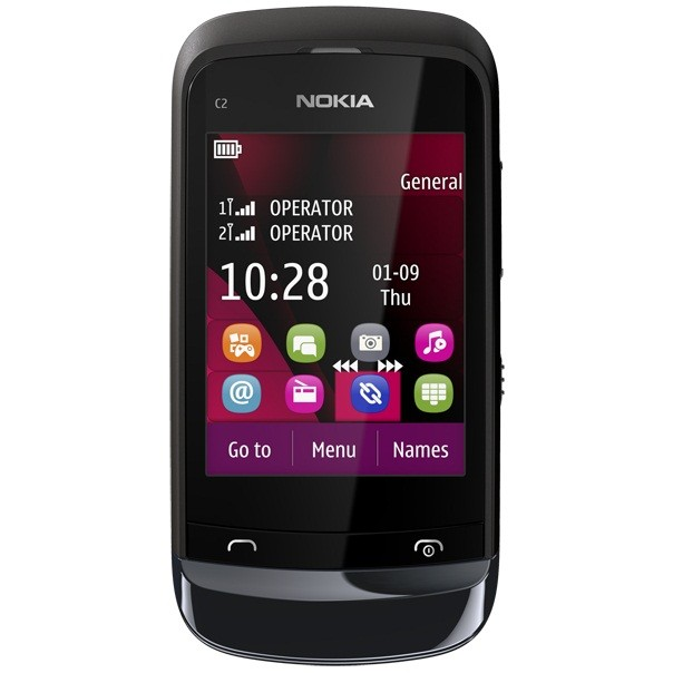 Nokia C2-03 Dual SIM Touch and Type