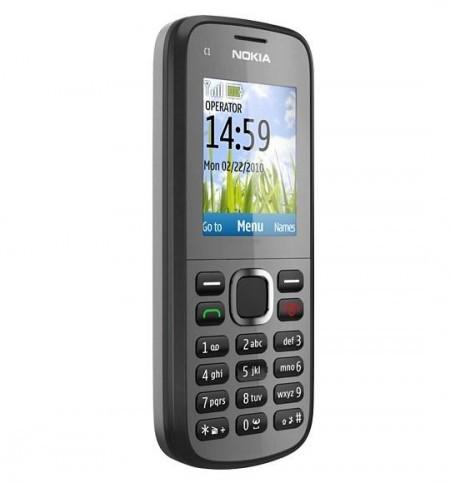 Nokia C1-02 Dual SIM