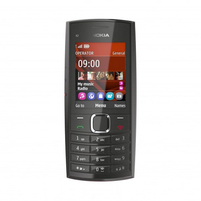 Nokia X2-05 - Нокия