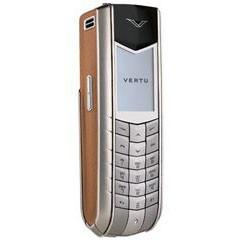Nokia Vertu Ascent Brown Leahter