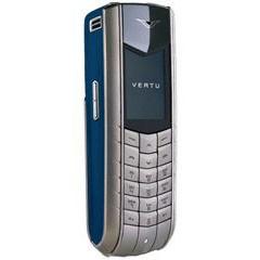 Nokia Vertu Ascent Blue Leahter