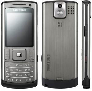 Samsung U800 Soul b