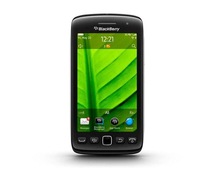 BlackBerry 9860 Torch