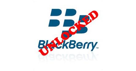Razkodirane Blackberry